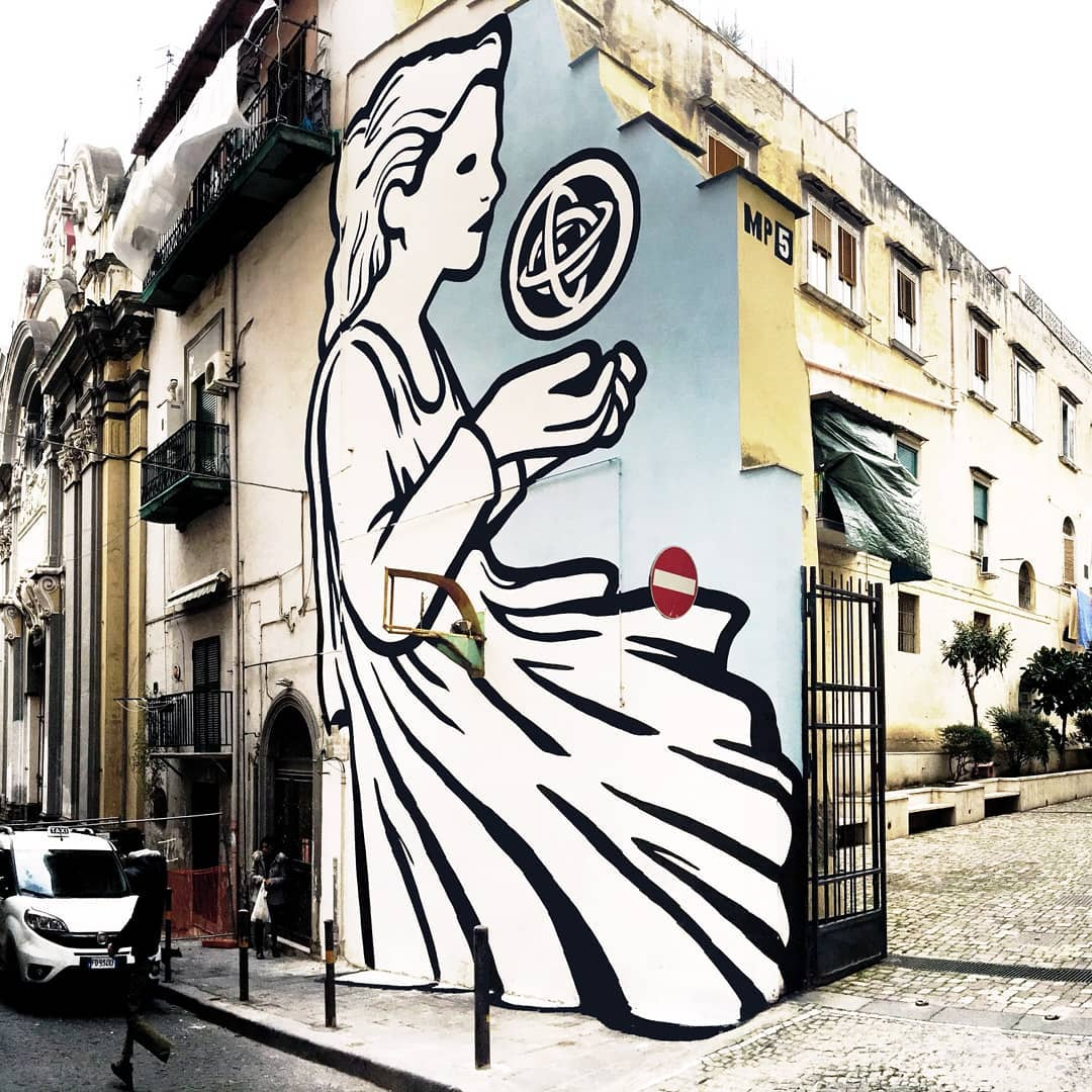 Civitacampomarano street art festival
